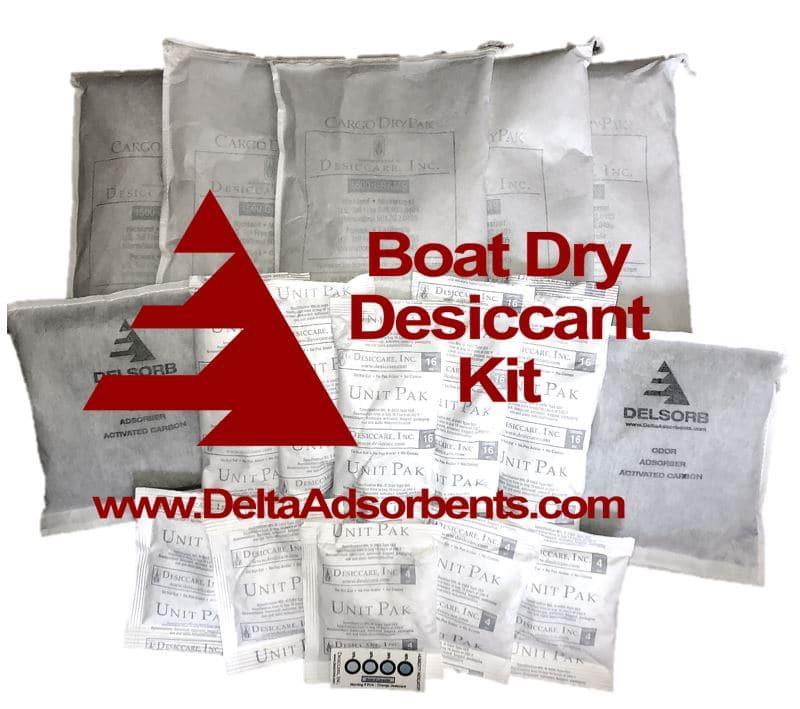 Boat Large Dry Kit