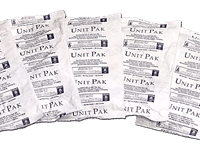 Silica Gel Unit Packs