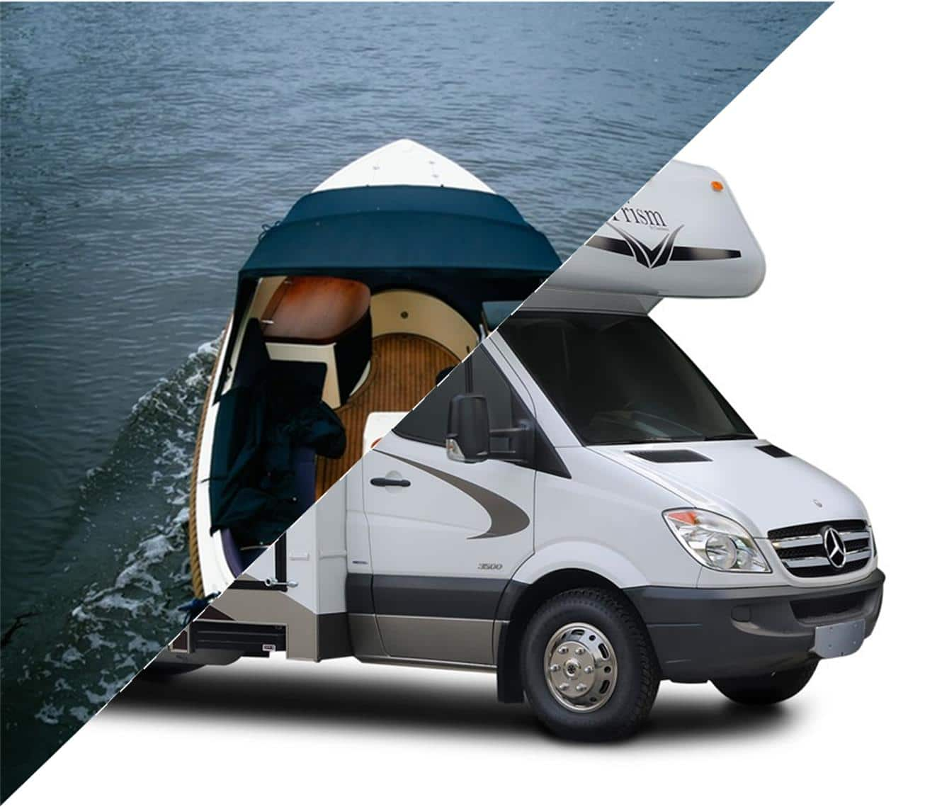 Boat and RV